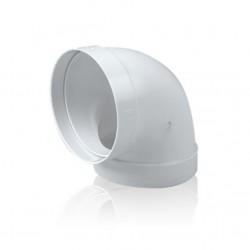 Codo circular PVC
