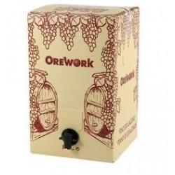 Caja + bolsa vino