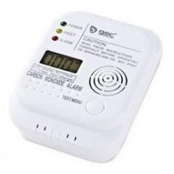 Alarma detector CO monoxido...