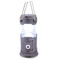 Linterna LED camping compacta